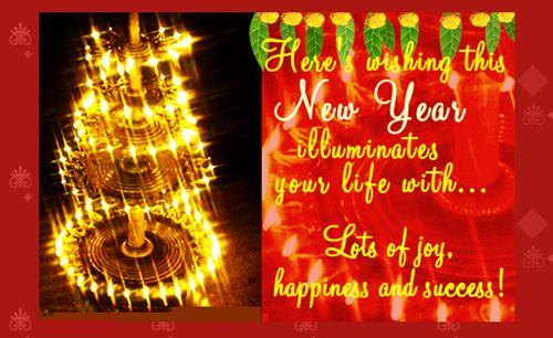 heres wishing this new year illuminates your life with lots of joy happiness and success